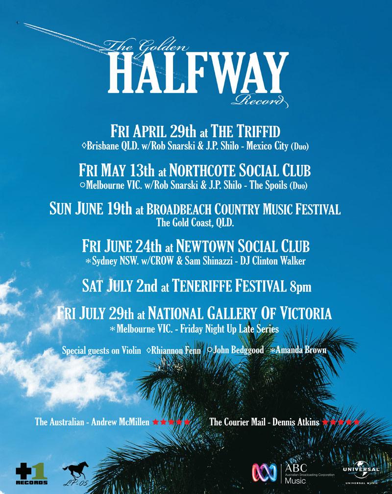 Halfway Tour