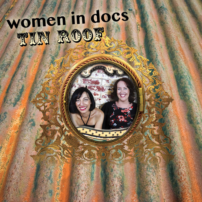 Women in Docs - tin roof
