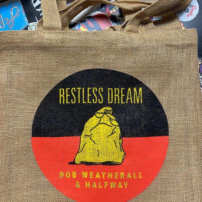 Restless Dream Tote Bag